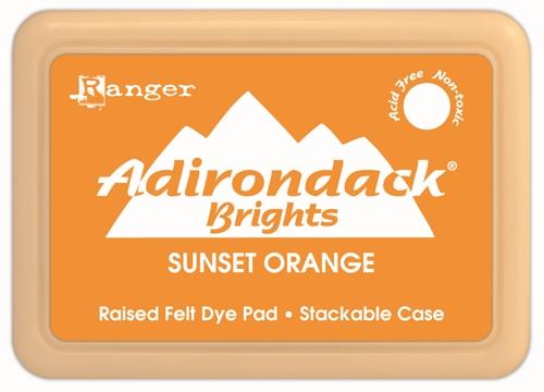 Bright - Sunset Orange