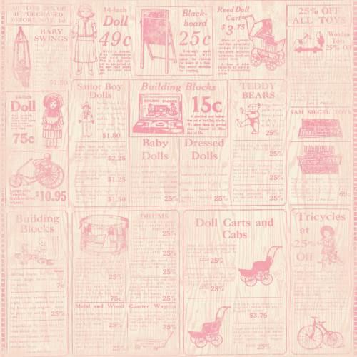 Darling Girl Three Paper