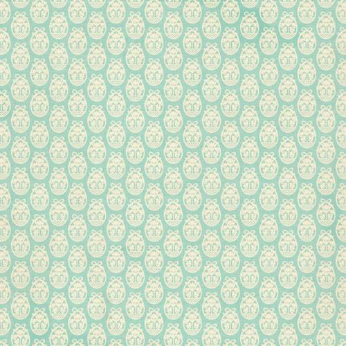 Springtime One patterned paper