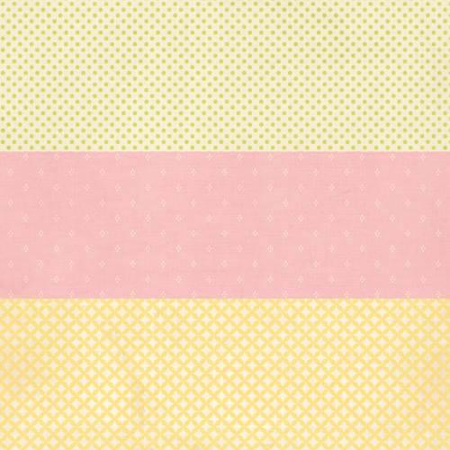 Springtime Six patterned paper