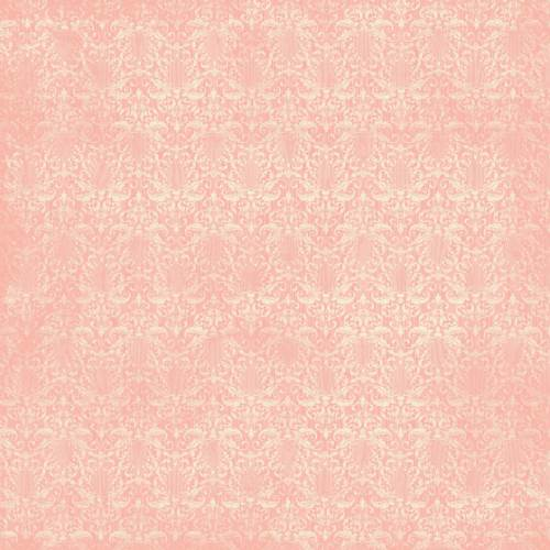 Cuddle Girl Four patterned paper
