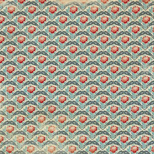 Tradition patterned paper