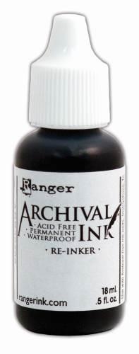 WV Archival Reinker - Hydrangea