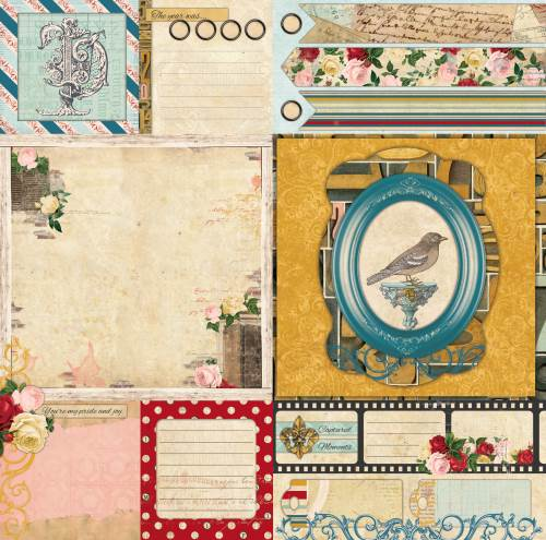 Juliet Nostalgia Paper