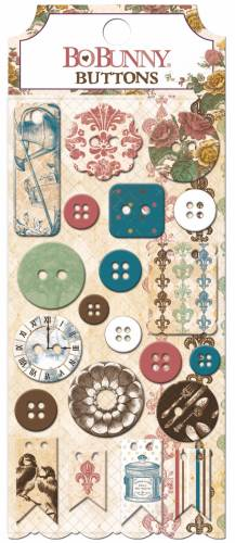 Provence Buttons