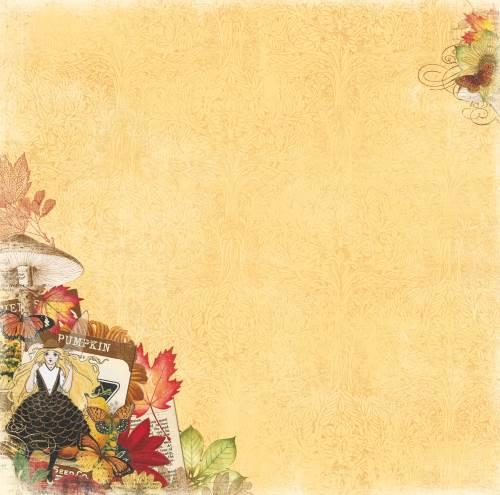 Enchanted Harvest Paper