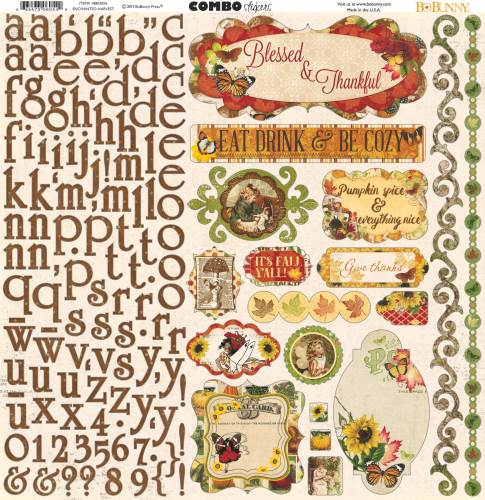 Enchanted Harvest Comproducts/BO Sticker