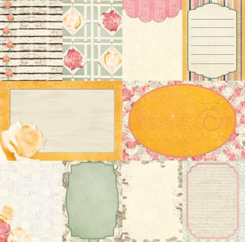 Aryias Garden Notes Paper