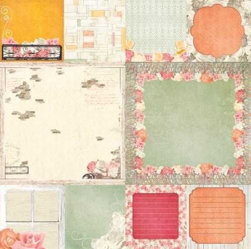 Aryias Garden Spring Time Paper