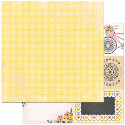 Petal Lane Love Notes Paper
