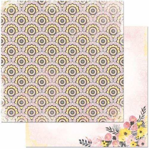 Petal Lane Blooms Paper