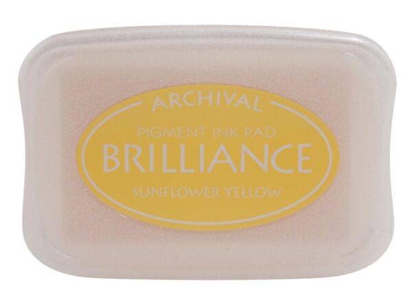Sunflower Yellow Brilliance Ink Pad