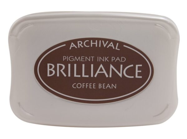 Coffee Bean Brilliance Ink Pad