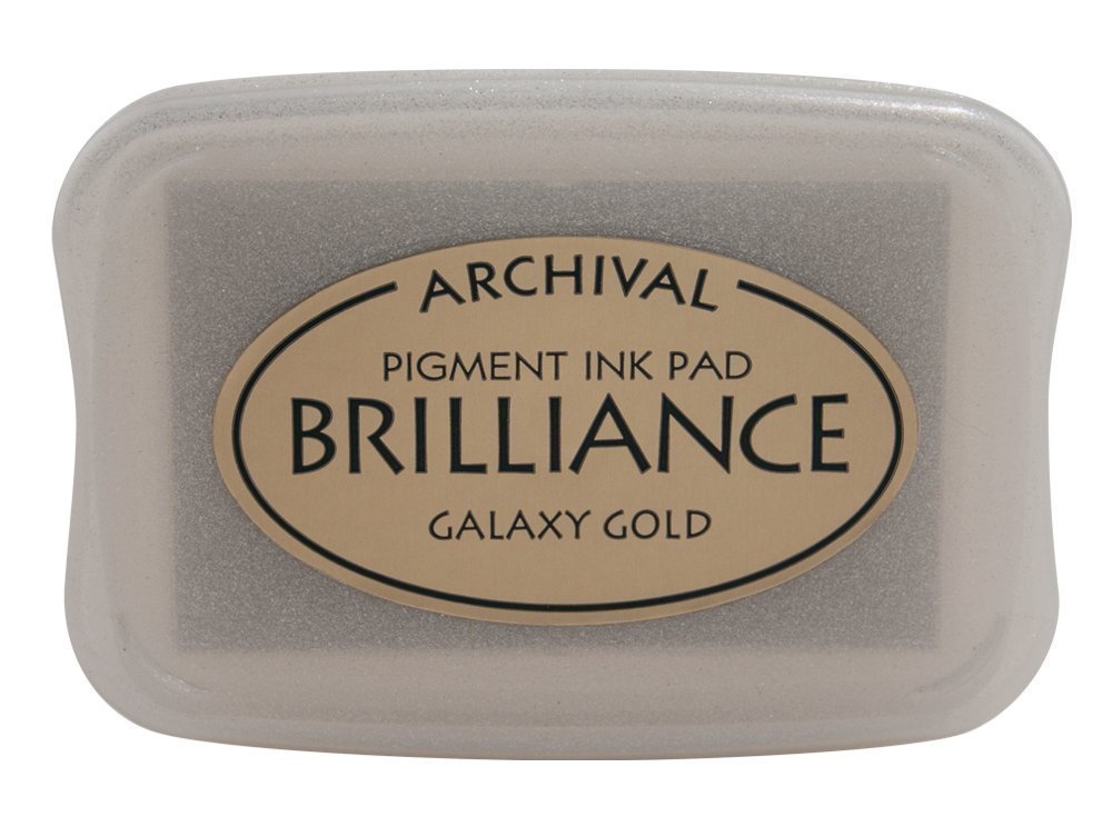 Galaxy Gold Brilliance Ink Pad