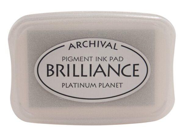 Platinum Planet Brilliance Ink Pad