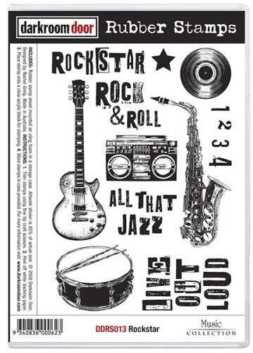 Rockstar Stamp