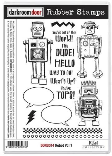 Robot Vol 1 Stamp