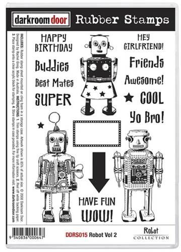 Robot Vol 2 Stamp