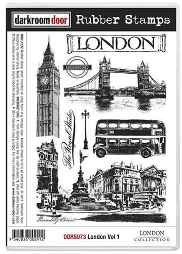 London Vol 1 Stamp