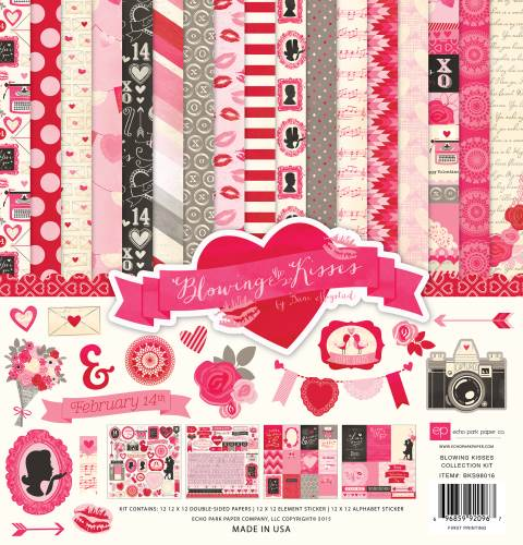 Blowing Kisses Collection Kit