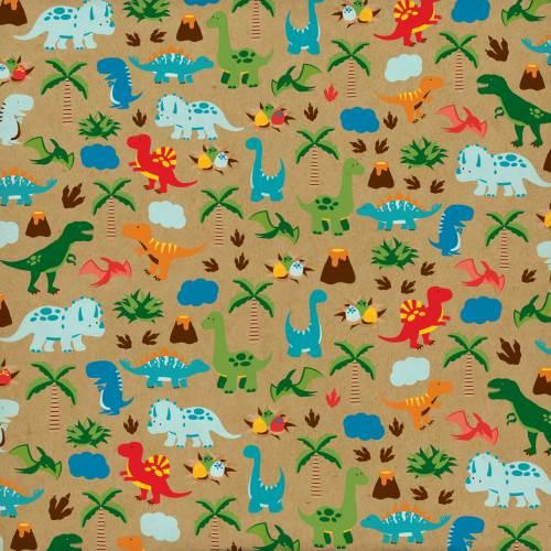 Dino Friends - Dinosaur Safari Paper