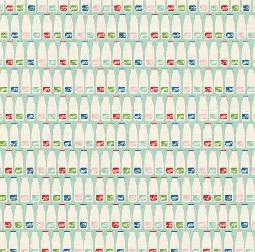 Homegrown - Milk Bottles