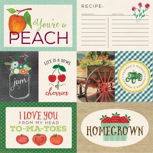 Homegrown - Journaling Cards
