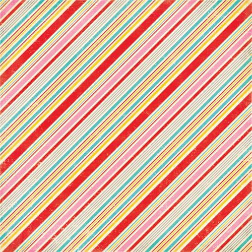 HIH Pastry Stripes Paper