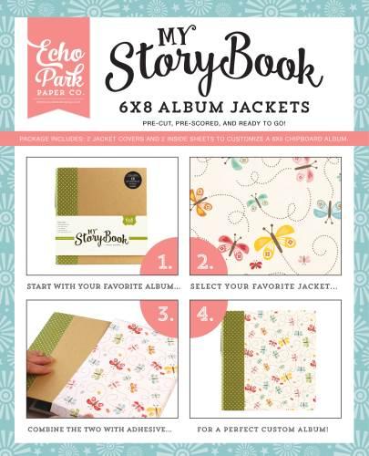 Butterflies 6X8 Album Jacket