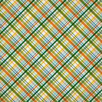 JS Jungle Plaid Paper