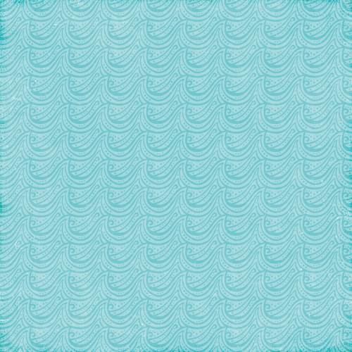 Let's Be Mermaids Border Strips Paper