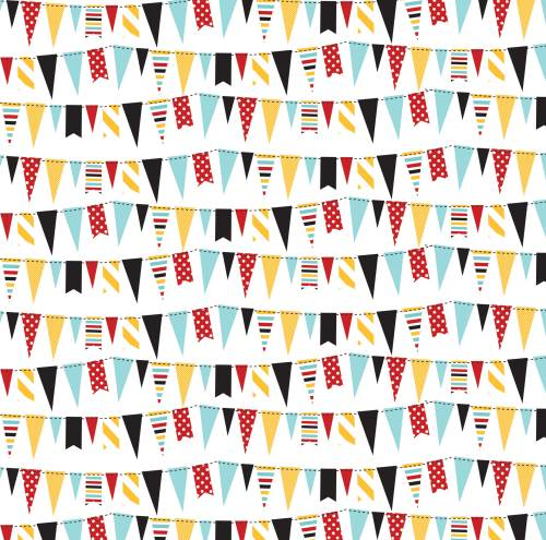 Magical Adventure Festive Banners Paper
