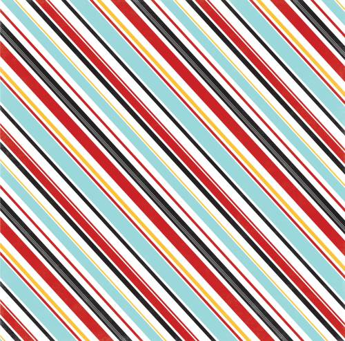 Magical Adventure Silly Stripes Paper