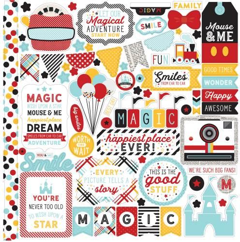 Magic & Wonder Element Sticker