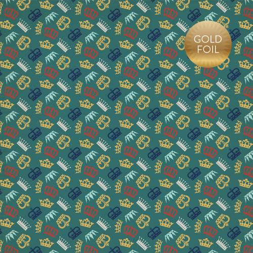OUB Enchanted Forest Paper
