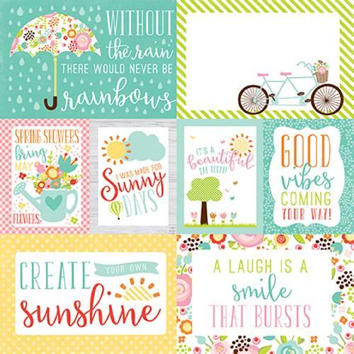 SPRING - Journaling Cards