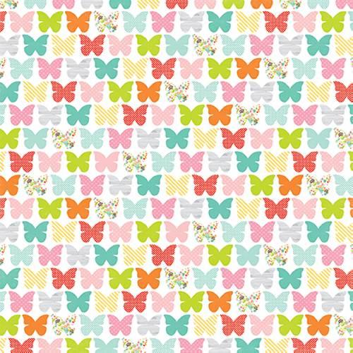 SPRING - Beaming Butterflies