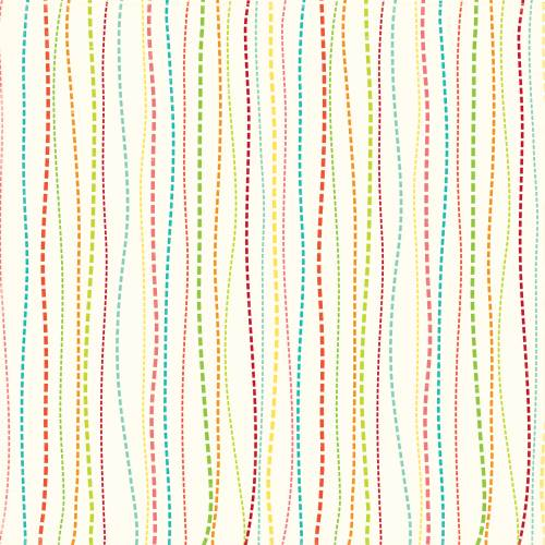 Sweet Summertime - Whimsy Stripe