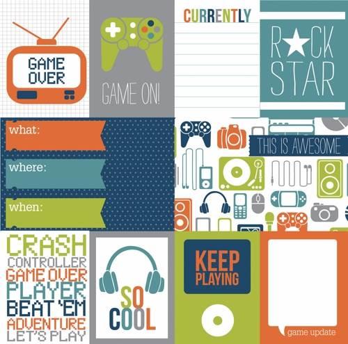 Game On Journaling