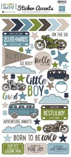 My Little Boy Sticker