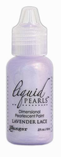 Liquid Pearls - Lavender Lace
