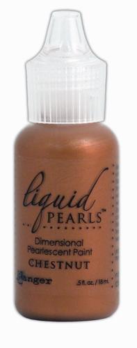 Liquid Pearls - CHESTNUT