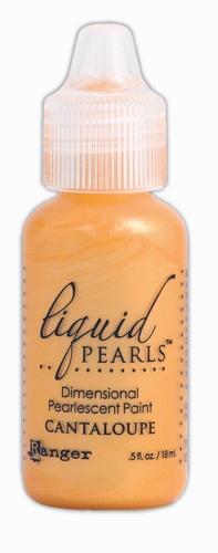 Liquid Pearls - Cantaloupe