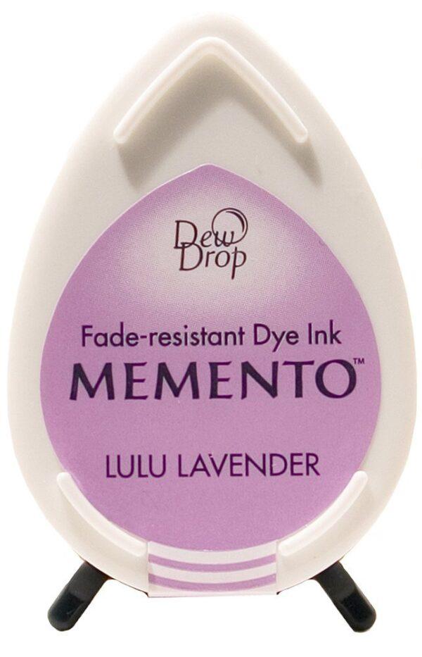 Lulu Lavender Memento Dew Drop Ink Pad