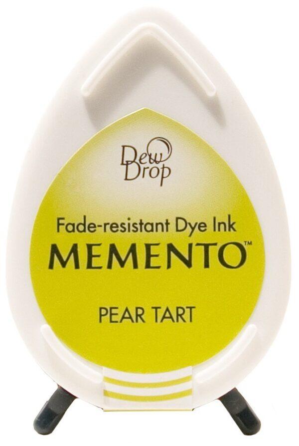 Pear Tart Memento Dew Drop Ink Pad