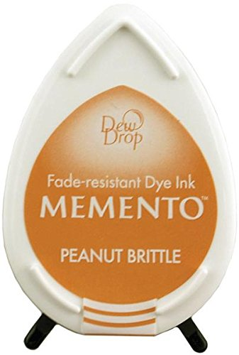 Peanut Brittle Memento Dew Drop Ink Pad