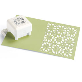 Crochet Flower Pattern Punch All Over the Page