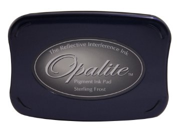 Sterling Frost Opalite Ink Pad