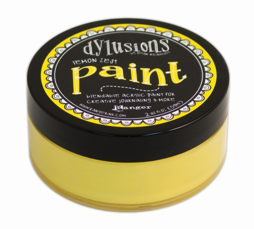 Lemon Zest Paint
