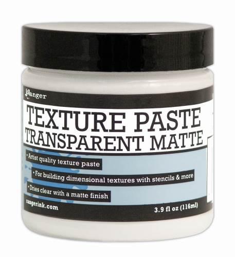 Transparent Matte Texture Paste
